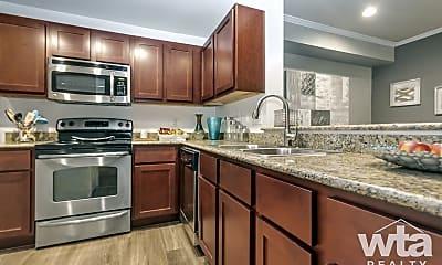 Kitchen, 2600 Gracy Farms Lane, 2