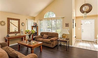 Living Room, 5057 Crestpark Cir, 1