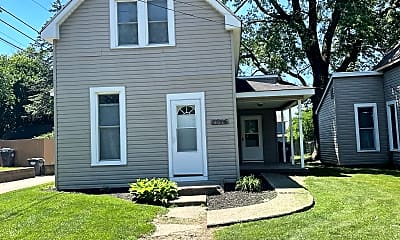 Building, 1315 Fletcher St, 0
