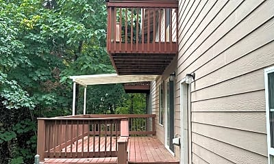Patio / Deck, 2070 SW 6th Ave, 2
