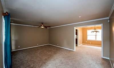Living Room, 2417 S Quebec Ave, 1