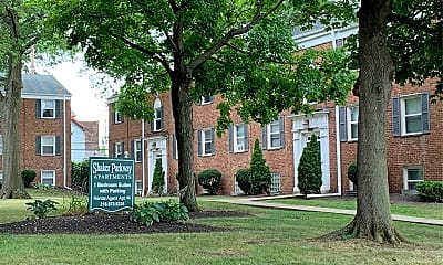 Shaker Parkway Apartments, 1