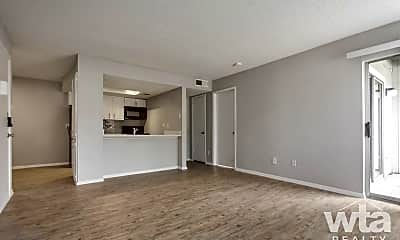 Living Room, 3517 North Hills Dr, 1