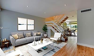 Living Room, 7641 SW 102nd Pl, 1