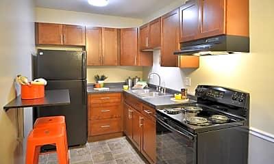 Kitchen, Stillwater Park Apartments, 0
