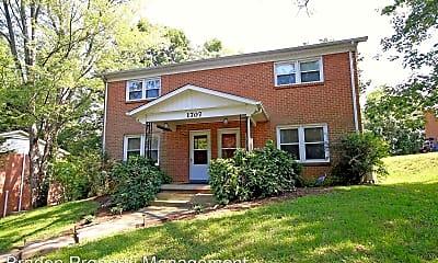 Building, 1707 Cedar Hill Rd, 0