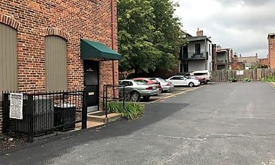 Allen Market Lane Apartments, 2