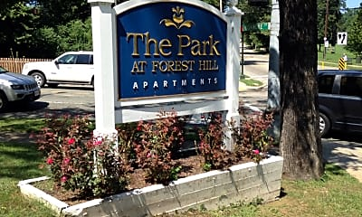 The Park At Forest Hill Apartments, 1