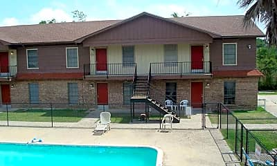 Pool, Gladefield Garden Apartments, 0