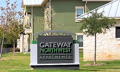 Gateway Northwest Apartments, 1