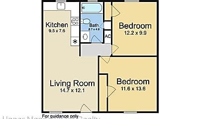 Bathroom, 803 Felicity St, 2