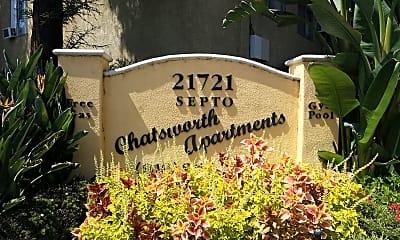 Chatsworth Apartments, 1