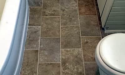 Bathroom, 110 S Clark St, 2