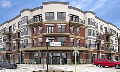 Building, River Pointe Senior Housing, 2