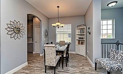 Dining Room, 8249 Miramar Way 204, 1