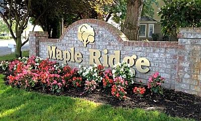 Community Signage, Maple Ridge, 0