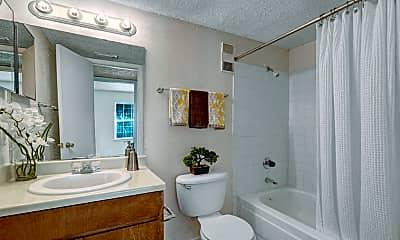 Bathroom, The Bradford, 1