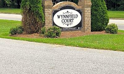 Wynnfield Court Apartments, 1