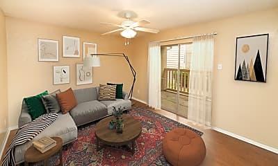 Living Room, The Hub, 0