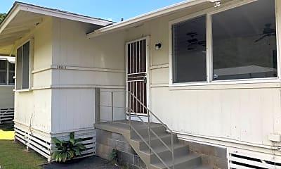 Building, 2445 Pauoa Rd, 1