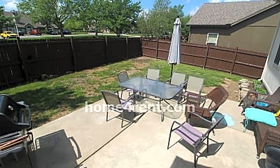 Patio / Deck, 8003 W 122nd Ter, 2