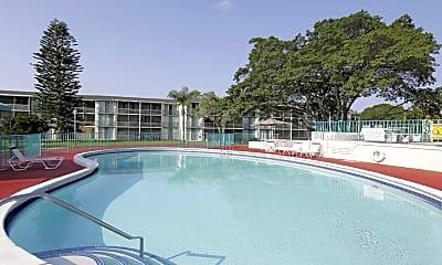 Pool, Lake Delray Apartments, 0