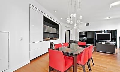 Dining Room, 15 William St 36-ED, 1