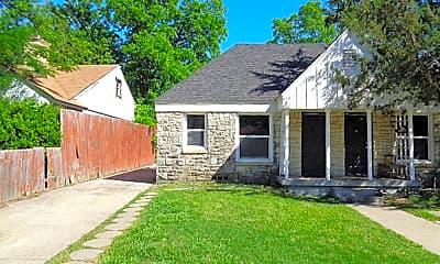 Building, 2508 Roanoke Ave, 1