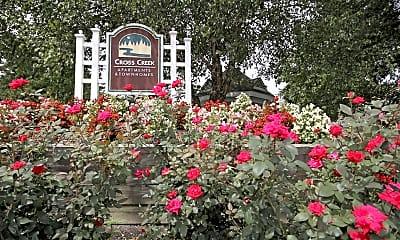 Community Signage, Cross Creek, 0
