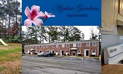 Building, Azalea Gardens Apartments, 0