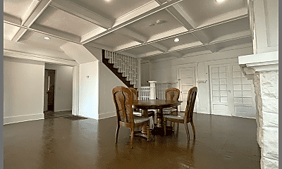 Dining Room, 3912 S Hill St, 1