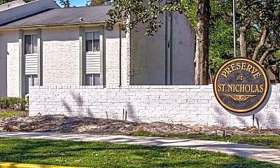 Community Signage, The Preserve at St. Nicholas, 2