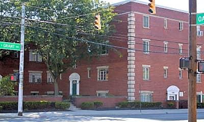 Building, Grant Oak, 1