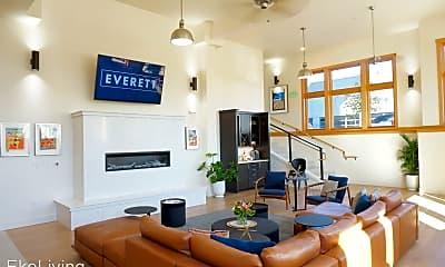 Living Room, 1616 NW Everett St, 1