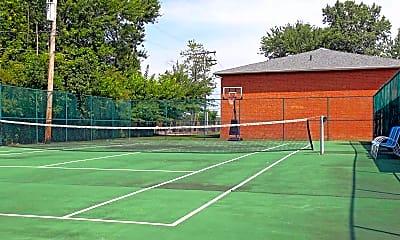 Recreation Area, Foxmoor Apartments, 2
