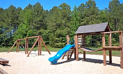 Playground, Branchester Lakes, 2