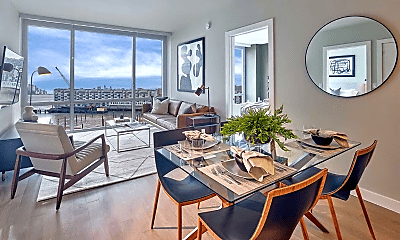 Dining Room, 861 Harbor Blvd, 1
