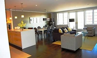 Living Room, 1236 Ocean Pkwy, 1