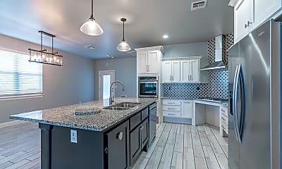 Kitchen, Oxnard St, 1