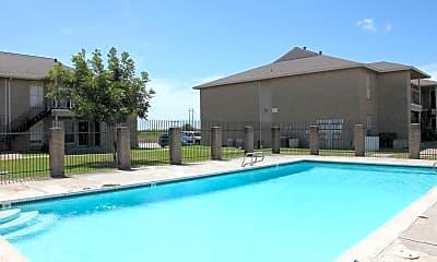 Pool, Remington Apartment Homes, 1