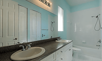 Bathroom, 2514 Venetian Ct, 2
