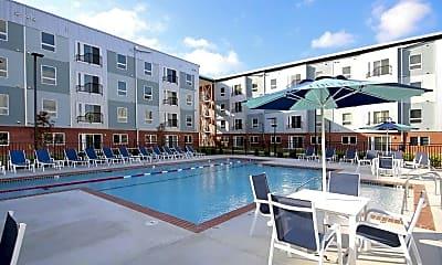 Pool, Liberty Apartment Homes, 0