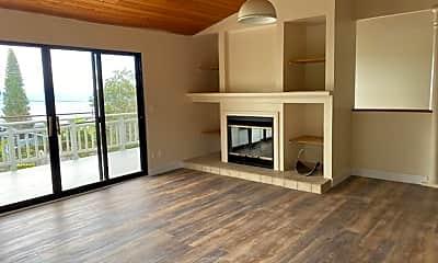 Living Room, 4639 Lower Kula Rd, 0