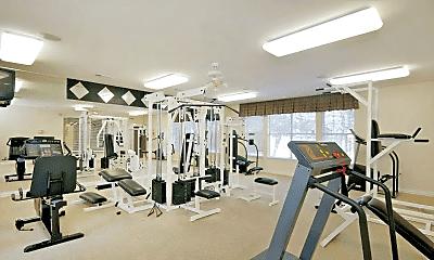 Fitness Weight Room, 1325 Daja Ln, 0