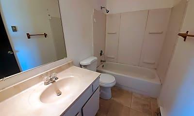 Bathroom, 1003 Church Ave, 2