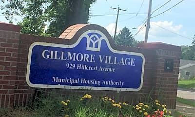 Gilmore Village, 1