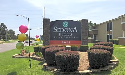 Sedona Hills Apartments, 1