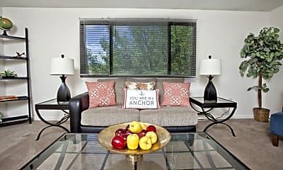 Living Room, Partridge Hollow, 0