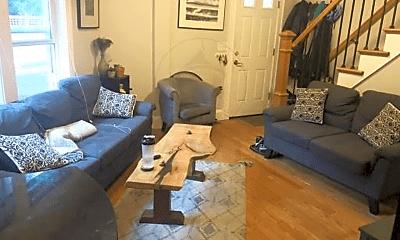 Living Room, 56 Cedar St, 2