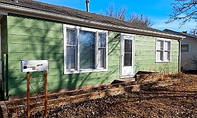 Building, 4428 S Osage St, 0